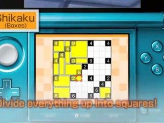 Nikoli's Pencil Puzzle - trailer de Nikoli's Pencil Puzzle
