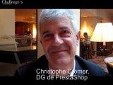 Christophe Crémer, Directeur général de PrestaShop