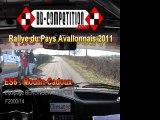 Rallye Pays Avallonnais 2011 - ES6 MOULIN CADOUX