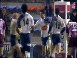 Agen - CSBJ Bourgoin Résumé du match