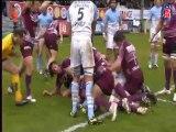 Aviron Bayonnais - CSBJ Rugby Résumé du match