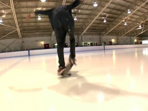 Big Bill Sk8 Show On Ice