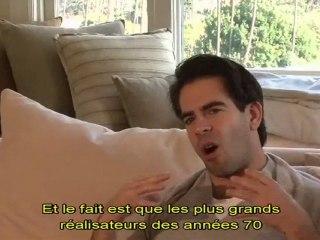"Cycle ""Grands frissons"" ARTE, Rencontre avec Eli Roth"