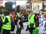 Andria, Carnevale 2009: La sfilata del 24 Febbraio