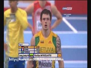 Povilas.Mykolaitis.IAAF.Indoor.2011.Long.Jump