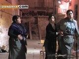 Commedia Andriese al Rione San Nicola (prima parte) - Fiera D'Aprile 2009  (prima parte)