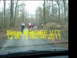 Stage Team Vendée VTT - Mervent - Fev 2011