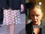 Dior show goes on in Paris after Galliano sacking