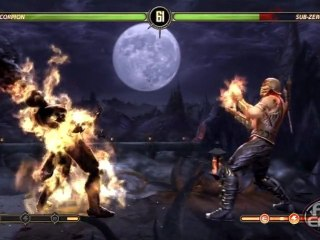 Présentation de la démo Mortal Kombat de Mortal Kombat 9