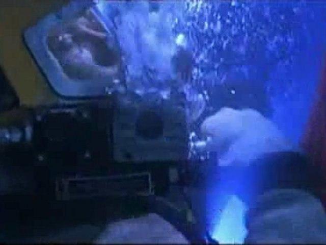 Abyss de James Cameron, scène de la noyade