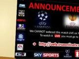 Live streaming - Schalke v Valencia - Tottenham v AC ...