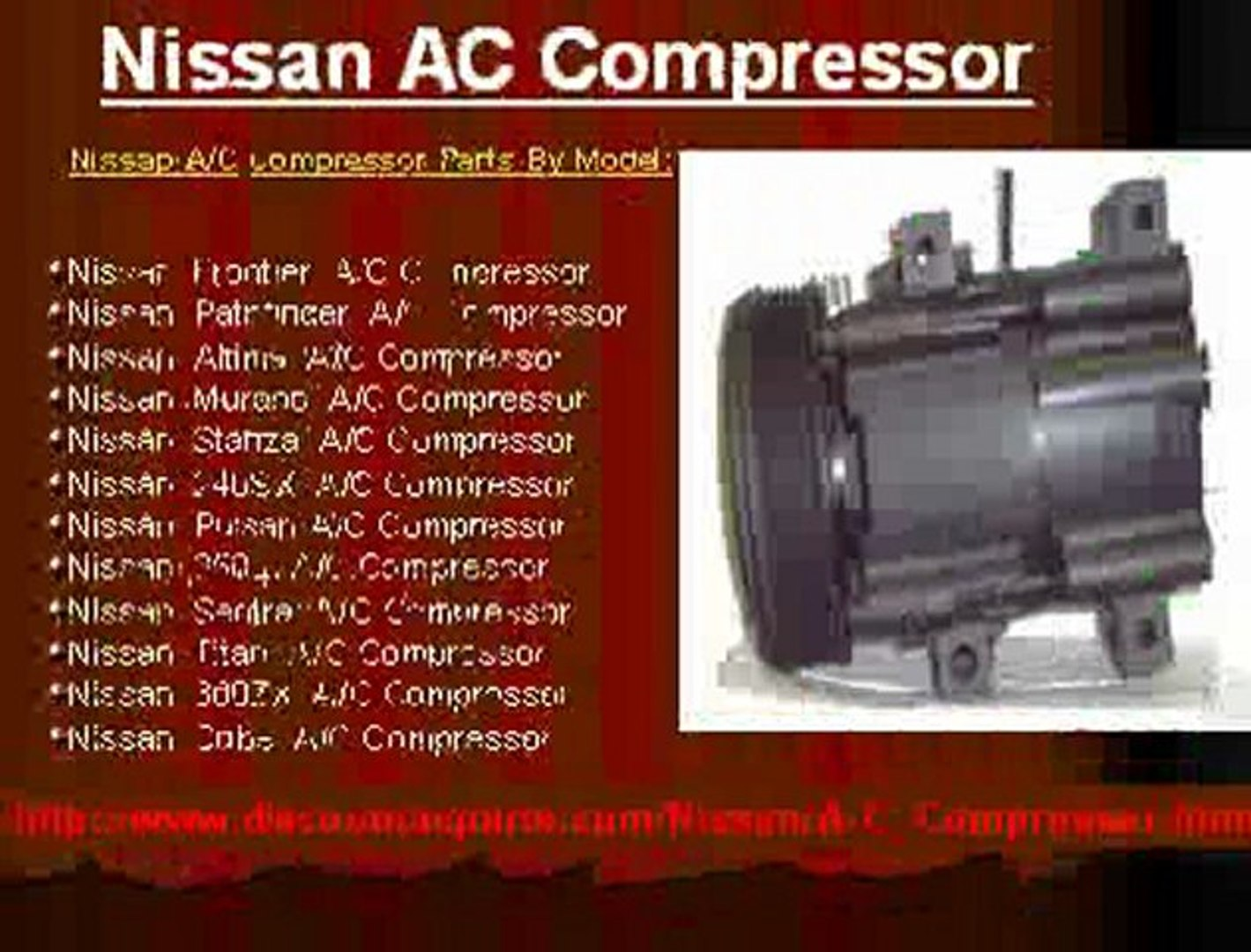 NRF 32227 Compressor air conditioning