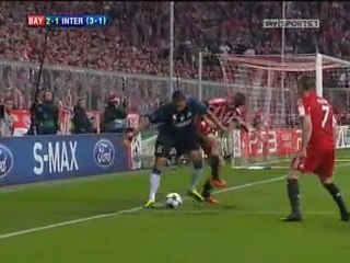 Bayern Munchen v Inter Milan