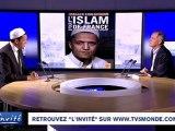 """Imam CHALGHOUMI : """"Personne ne me fera taire face aux menaces"""" 13.09.10"""