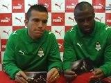 Medio Tiempo.com - Los jugadores de Santos Laguna hablaran sobre las ternas del balon de Oro