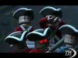 I Pirati dei Caraibi diventa un videogame con i Lego