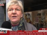 Retraites : la CGT manifeste devant le Medef (Lille)