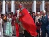 Salman Khan, Saif, Monish Behl & Karishma in Chote Chote Bhaiyon Ke - Hum Saath Saath Hain