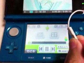 La 3DS compatible avec les boutons d'écouteurs de