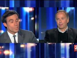 Fabrice Luchini parle verlan chez Pujadas [Buzz TV]