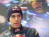 F1 - Toro Rosso, interviste a Buemi e Alguersuari