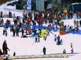 Winter FISE 2011 Peyragudes contest ski