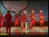 19 9.Türkçe Olimpiyatları Endonezya Mehter takımı