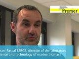 Ifremer, Laboratoire Sciences et Technologies de la Biomasse Marine (STBM ), membre d'Atlanpole Blue CLuster