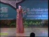 14 9.Türkçe Olimpiyatları Endonezya İnleyen nayim F.Gülen
