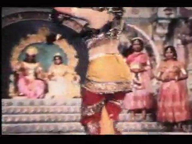 Sridevi in Sathyavan Savithri (1977)