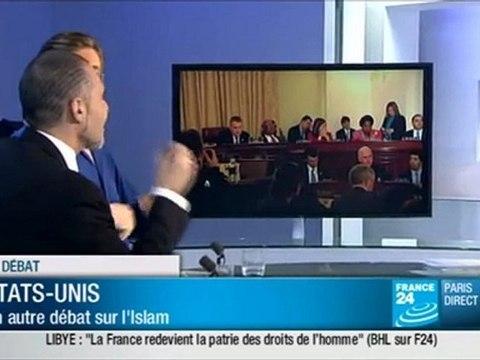 France 24 - LE DEBAT - Durpaire part1