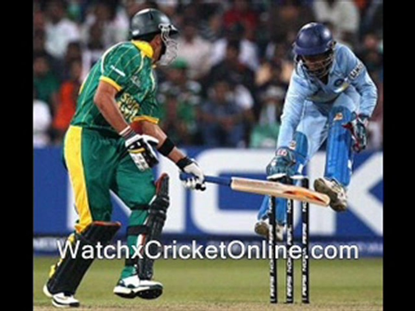 South Africa vs India 2011 World Cup Group Matches