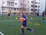 U13 Crit _ séance entraînement 1
