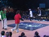 Hip-Hop : Toccata Battle at Juste Debout !