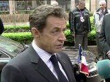 France, UK want strikes if Kadhafi bombs civilians
