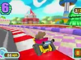 Super Monkey Ball 3DS - Monkey Madness Gameplay