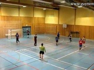 Final maçı-Norveç Göynemliler derneği 1.Futbol turnuvası