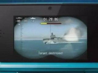 Nouveau trailer de gameplay pour Steel Diver de Steel Diver