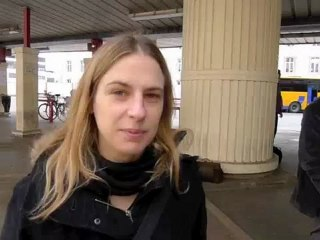 EELV Gare routière Orléans