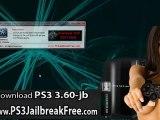 SONY PS3 Jailbreak 3.60 - PS3 Custom firmware 3.60-JB  Hack