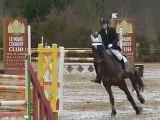 Camille et Goliath au Boulerie Jump le 26/02/11 en Club 1