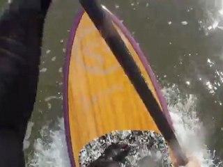 Tsunami Week in Japan - Post Tsunami Surf Session Ventura CA