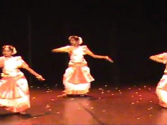 දමිල නැටුම  - Danse tamoule