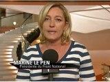Marine Le Pen et les Juifs