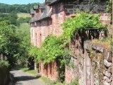 French Village of Collonges-la-Rouge - Great Attractions (Collonge-la-Rouge, France)