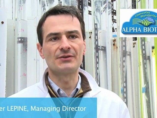 Alphabiotech, membre d'Atlanpole Blue Cluster