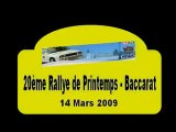Rallye de Printemps 2009  2ème partie