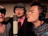 """Brothers & Me""–Kim Tae-woo feat. JYP & Rain"