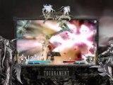 Dissidia 012 Duodecim Final Fantasy - Lightning vs Ultimecia