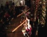 Djembe & didgeridoo jam (Part 1)